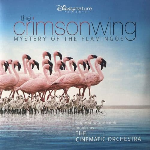 The Cinematic Orchestra<br>The Crimson Wing - Mystery Of The Flamingos<br>2LP, Ltd, Pink